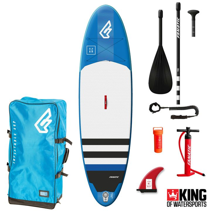 Fanatic Fly Air 2019 10'4 Inflatable SUP