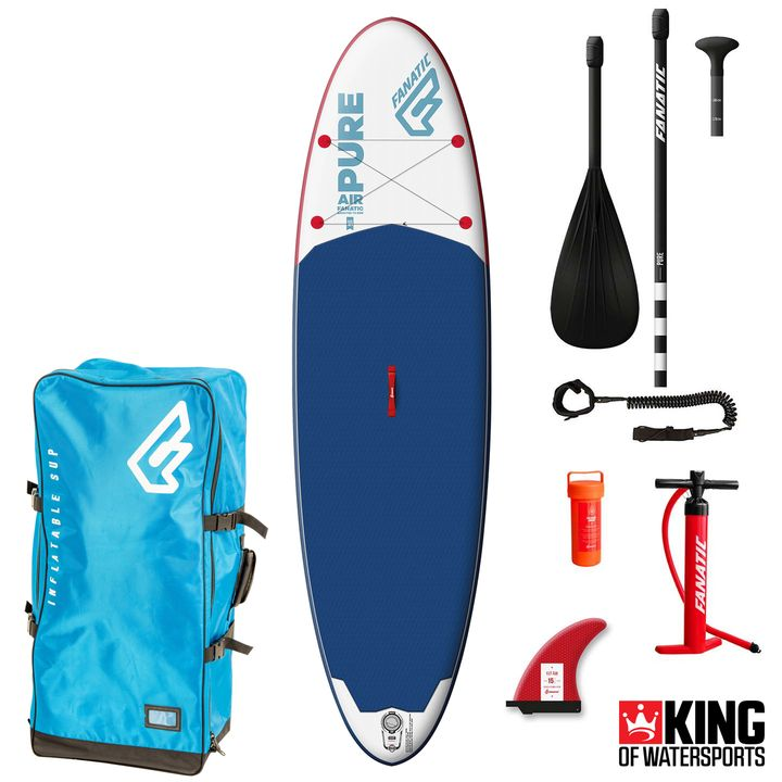 Fanatic Pure Air 10'4 Inflatable SUP 2019