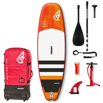 Fanatic Stubby Air 2019 8'6 Inflatable SUP