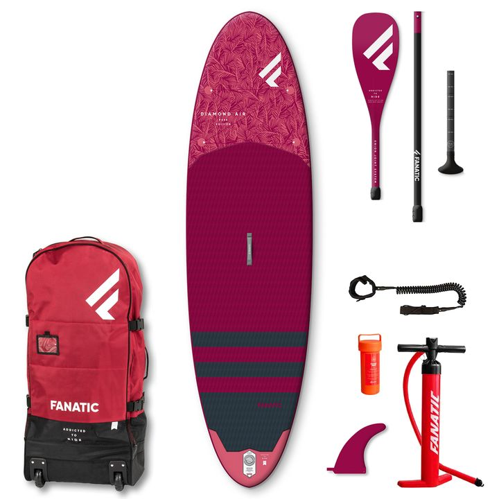 Fanatic Diamond Air 2020 9'8 Inflatable SUP