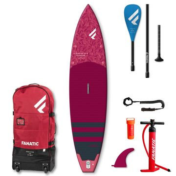 Fanatic Diamond Air Touring 2020 11'6x31 Inflatable SUP