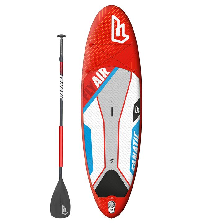 Fanatic Fly Air Premium Allround 10'0 Inflatable SUP Board 2015