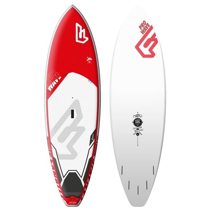 Fanatic Prowave HRS SUP Board 2014