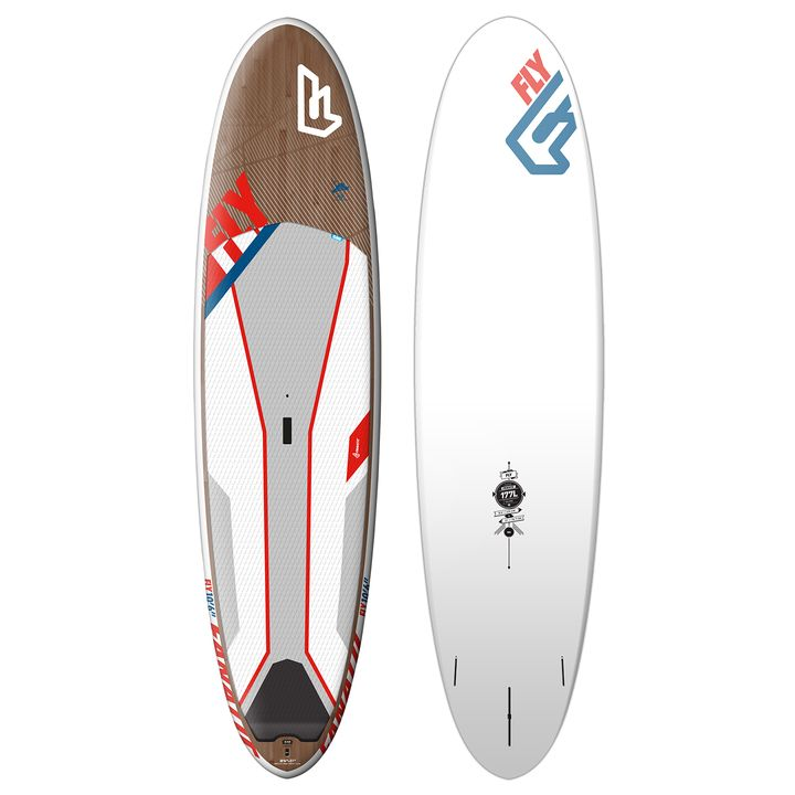 Fanatic Fly Wood Edition SUP Board 2015