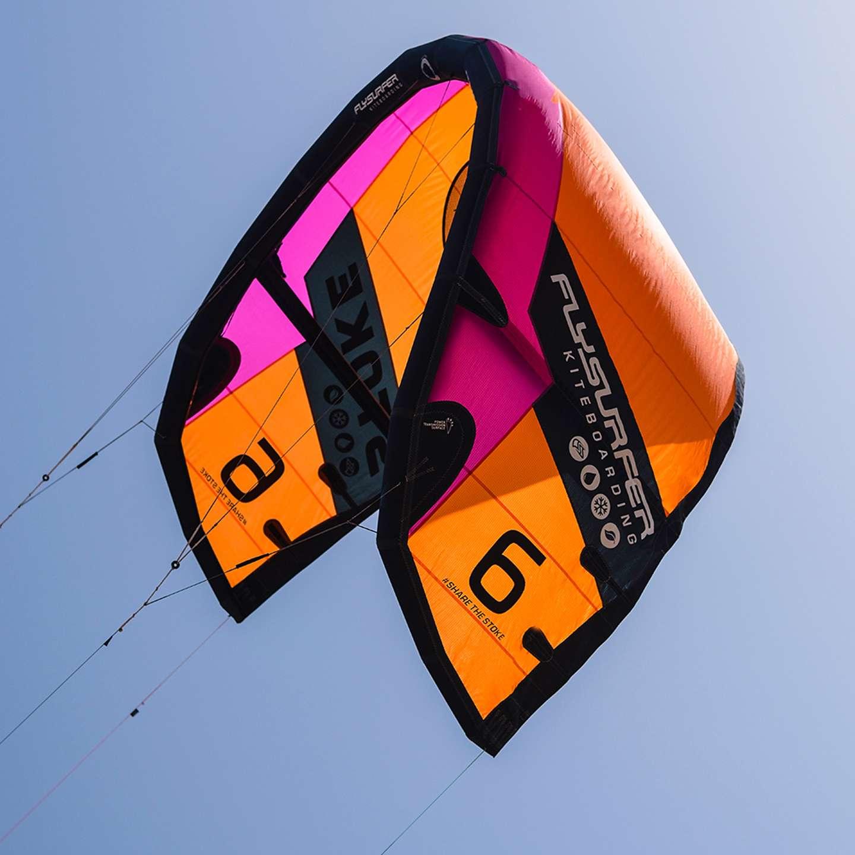 Flysurfer Stoke Kitesurfing Kite King Of Watersports