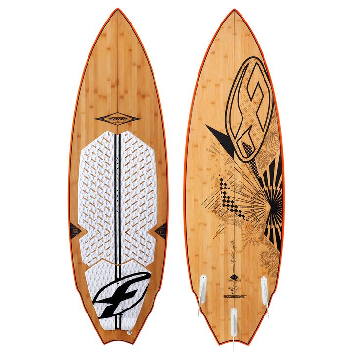 F-One Fish Kite Surfboard 2014