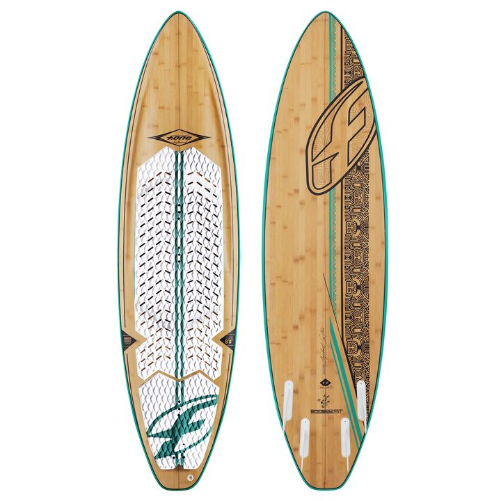 F-One Signature Kite Surfboard 2014