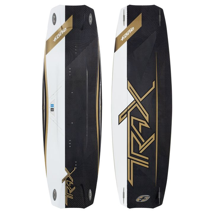 F-One Trax HRD Carbon Kiteboard 2014