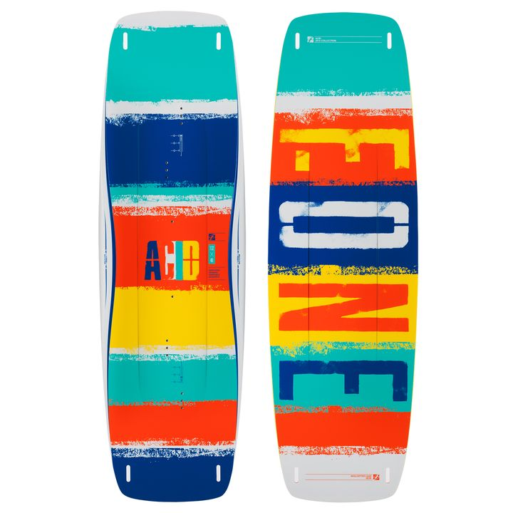 F-One Acid HRD Kiteboard 2015
