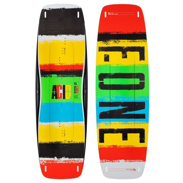 F-One Acid HRD Carbon Kiteboard 2015