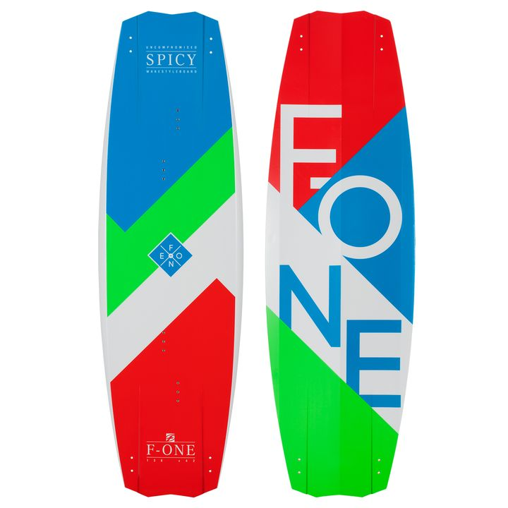 F-One Spicy Kiteboard 2015