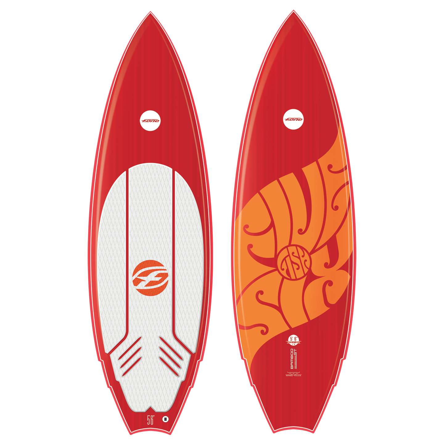 f one fish 2016 kite surfboard king of