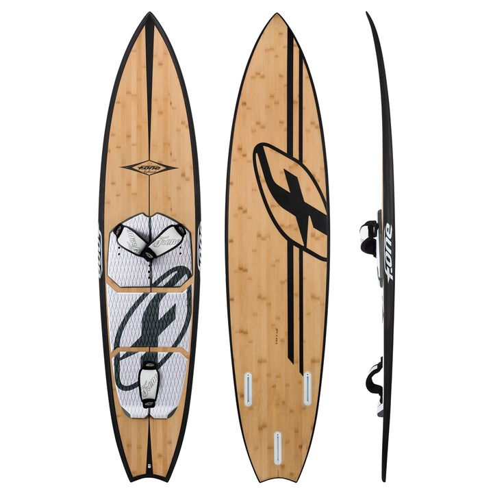 F-One Long Distance Gun 2016 Kite Surfboard