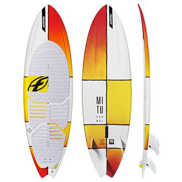 F-One Mitu Convertible 2016 Foilboard