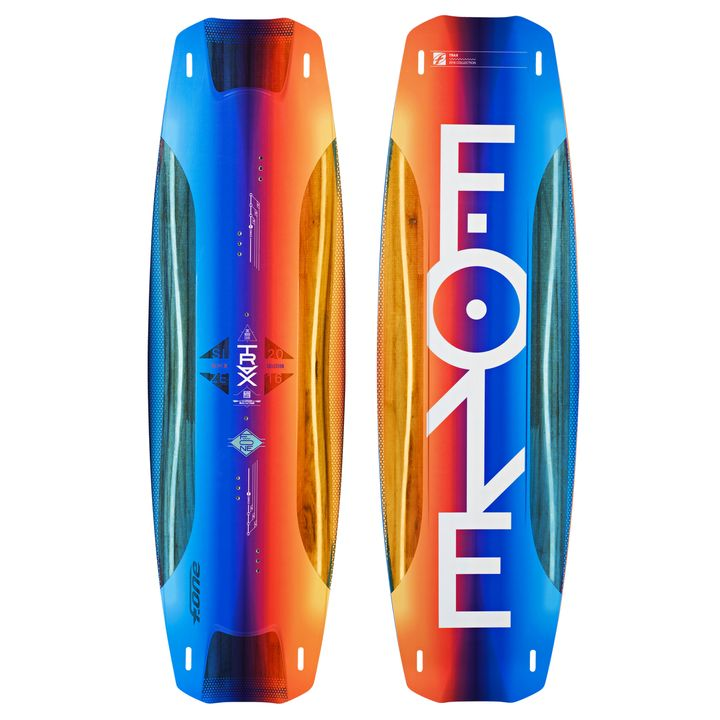F-One Trax HRD Lite Tech 2016 Kiteboard