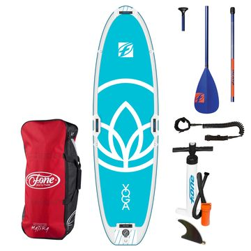 F-One Matira Yoga 2017 10'8 Inflatable SUP