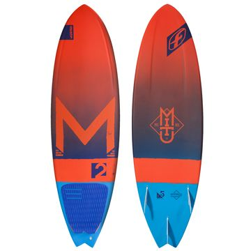 F-One Mitu Monteiro Essential 2017 Kite Surfboard