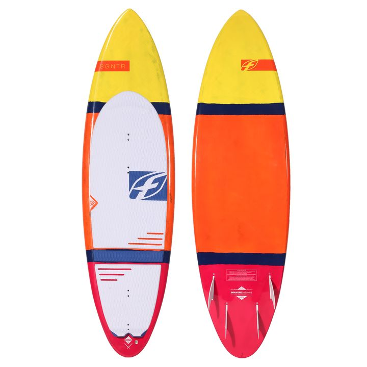F-One Signature Carbon 2017 Kite Surfboard