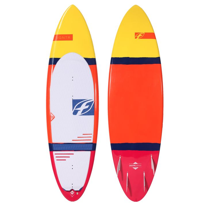F-One Signature 2017 Kite Surfboard