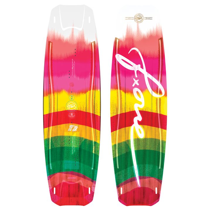 F-One Trax HRD Girly Lite Tech 2017 Kiteboard