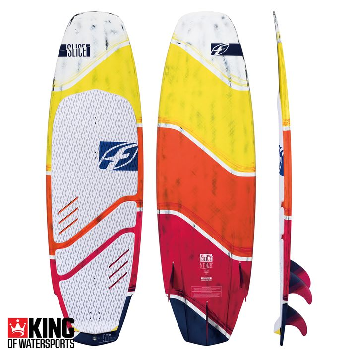F-One Slice Carbon 2018 Kite Surfboard