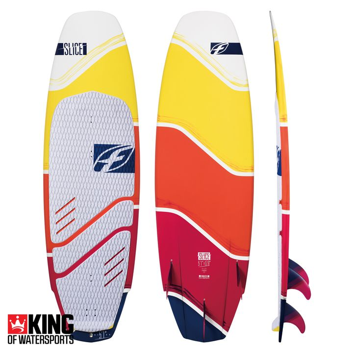 F-One Slice 2018 Kite Surfboard