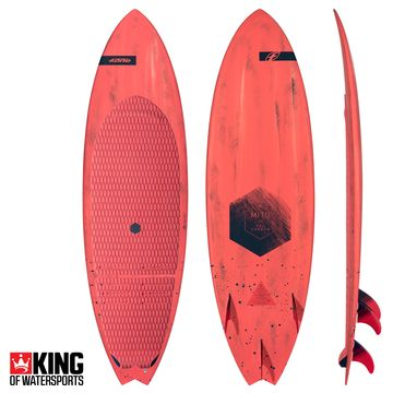 F-One Mitu Pro Carbon 2019 Kite Surfboard