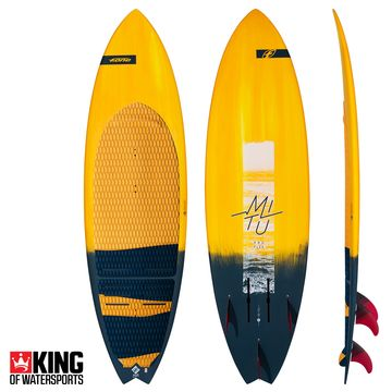 F-One Mitu Pro Flex 2019 Convertible Surfboard