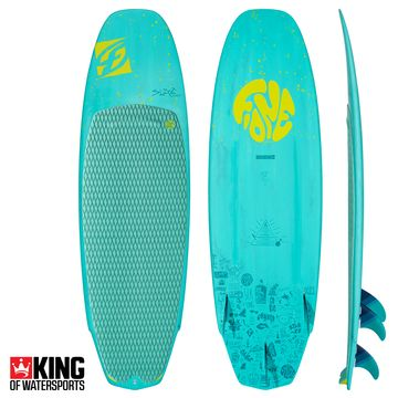 F-One Slice Pro Carbon 2019 Kite Surfboard