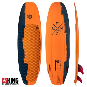 F-One Slice Flex Convertible 2019 Kite Surfboard