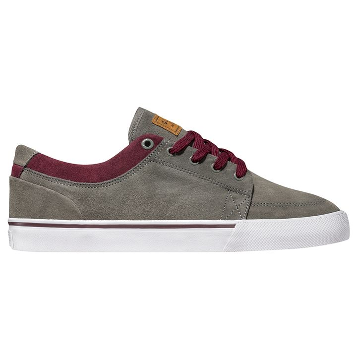 Globe GS Shoe Charcoal Suede