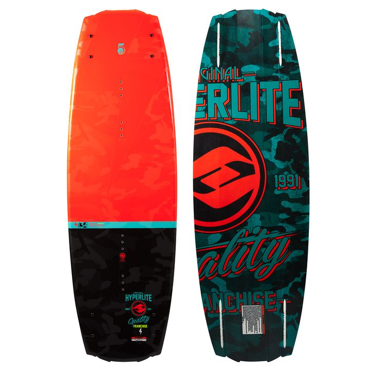 Hyperlite Kids Franchise Jr Wakeboard 2015
