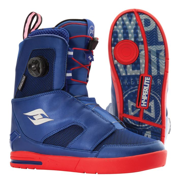 Hyperlite Marek Blue Wakeboard Boot 2015