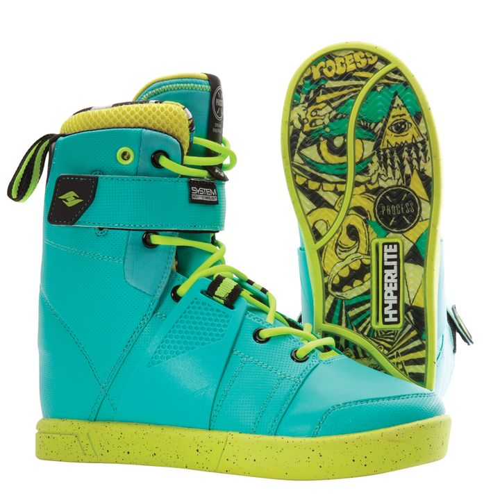 Hyperlite Process Wakeboard Boot 2015