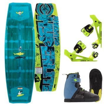 Hyperlite The #Hashtag Wakeboard 2017 Package