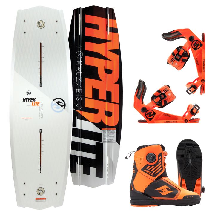 Hyperlite Kruz Bio Wakeboard 2017 Package
