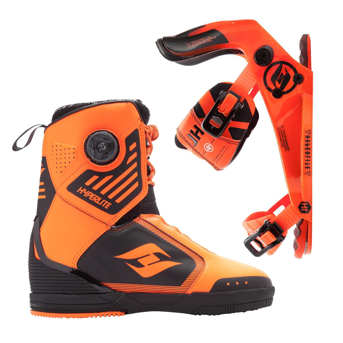Hyperlite Kruz Boot With System Pro 2017 King Of Watersports