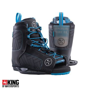 Hyperlite Remix Open-Toe Wakeboard Boots 2019