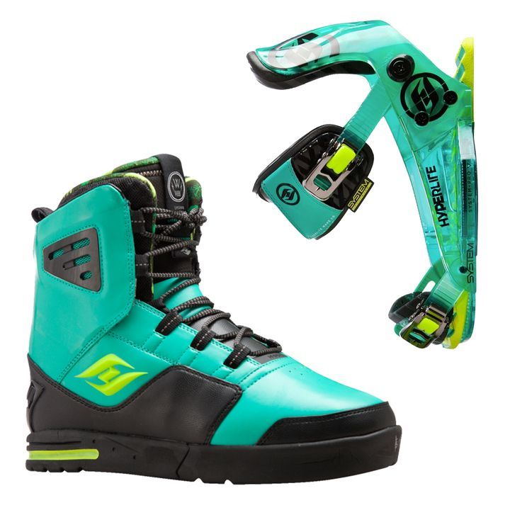 Hyperlite Webb Boot with System Chassis 2016