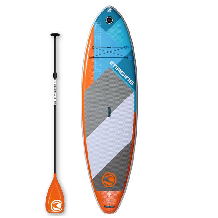 Imagine 10'2 Icon DLX Inflatable SUP Board 2015