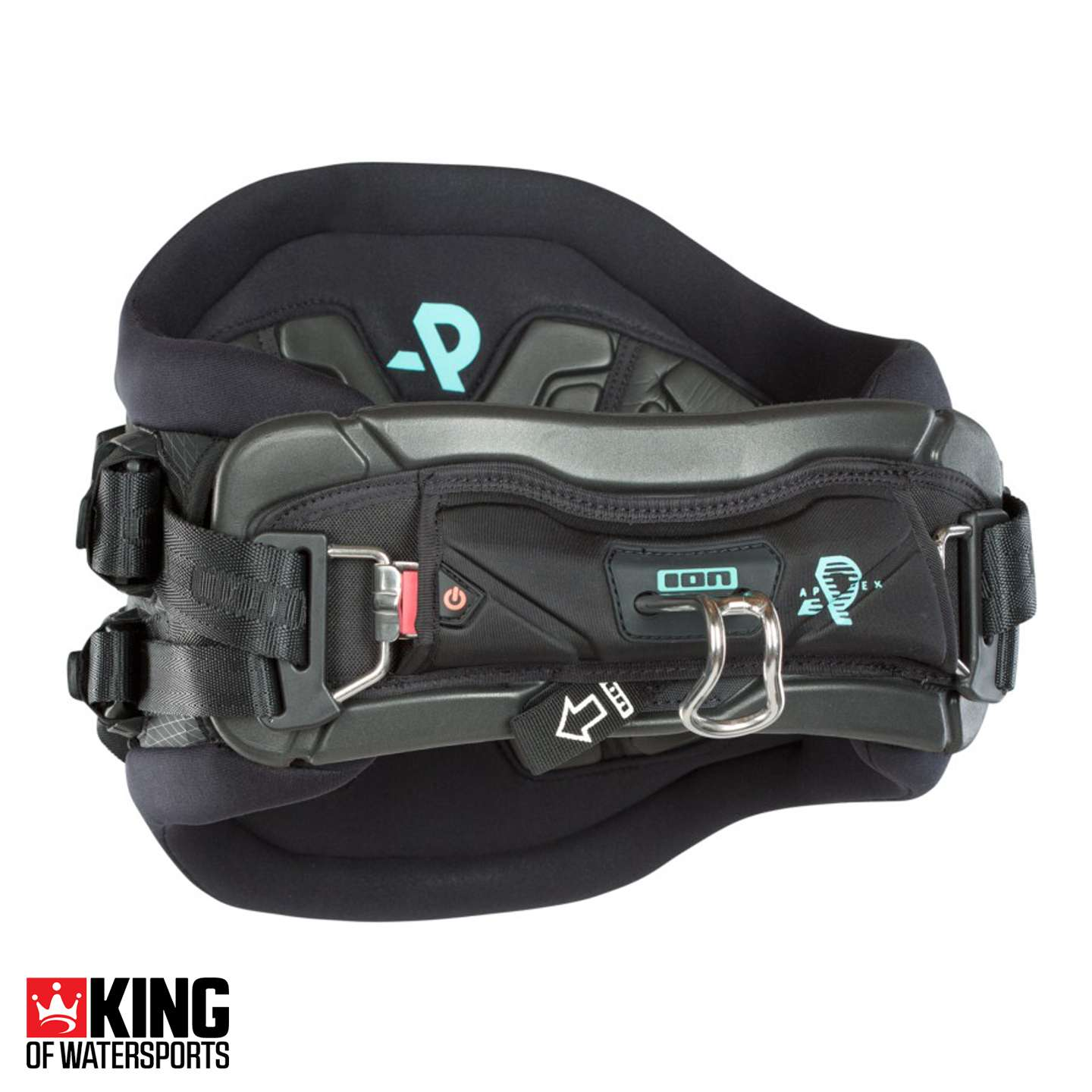 ion apex waist harness 2018 alt1 zoom ion apex kite waist harness 2018 king of watersports