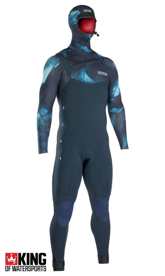 Ion Strike Amp FZ 6/5 Hooded Wetsuit 2019