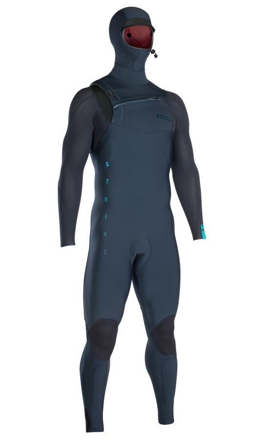 Ion Strike Amp FZ 6/5 Hooded Wetsuit 2020