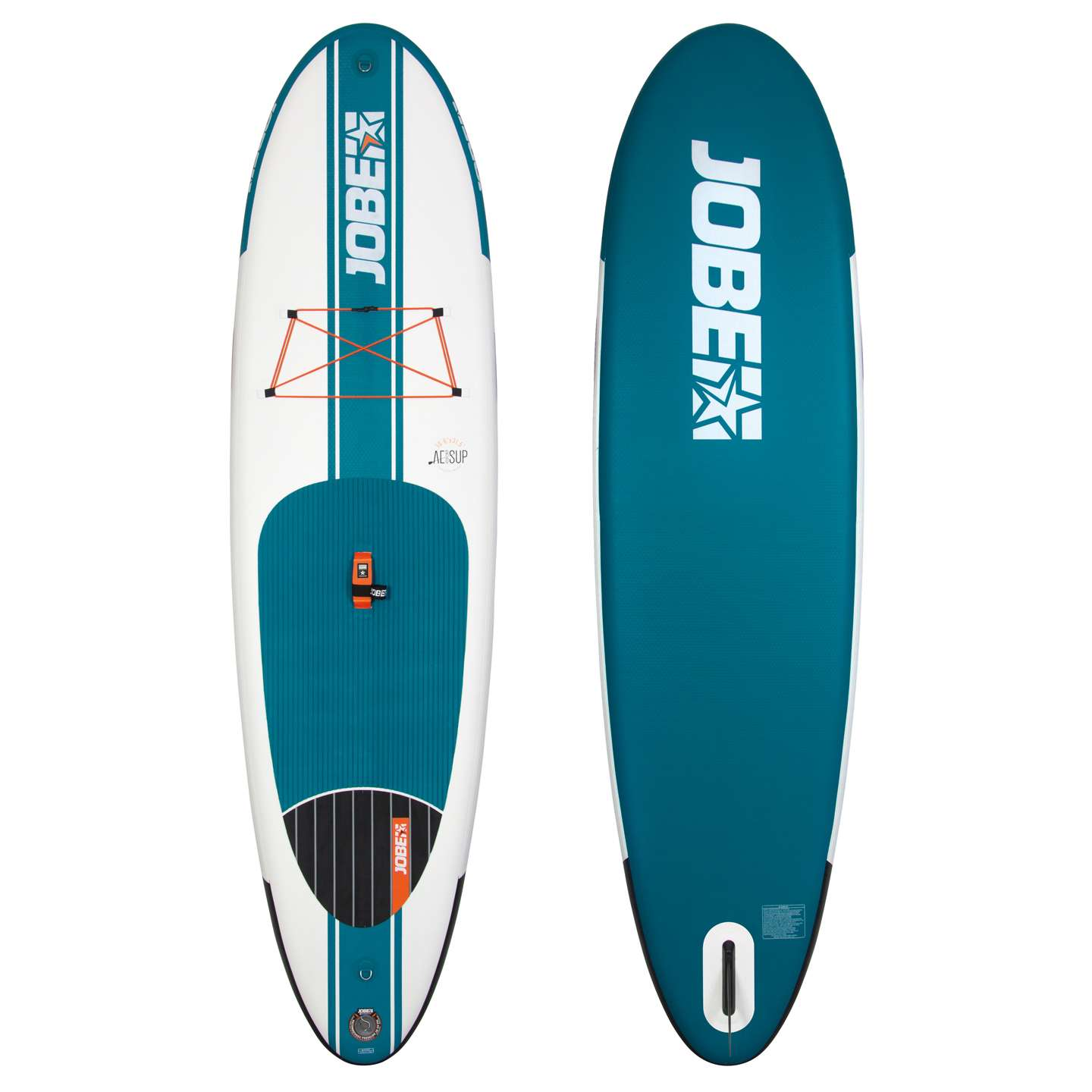 jobe aero 10 39 6 inflatable sup board 2016 king of watersports. Black Bedroom Furniture Sets. Home Design Ideas
