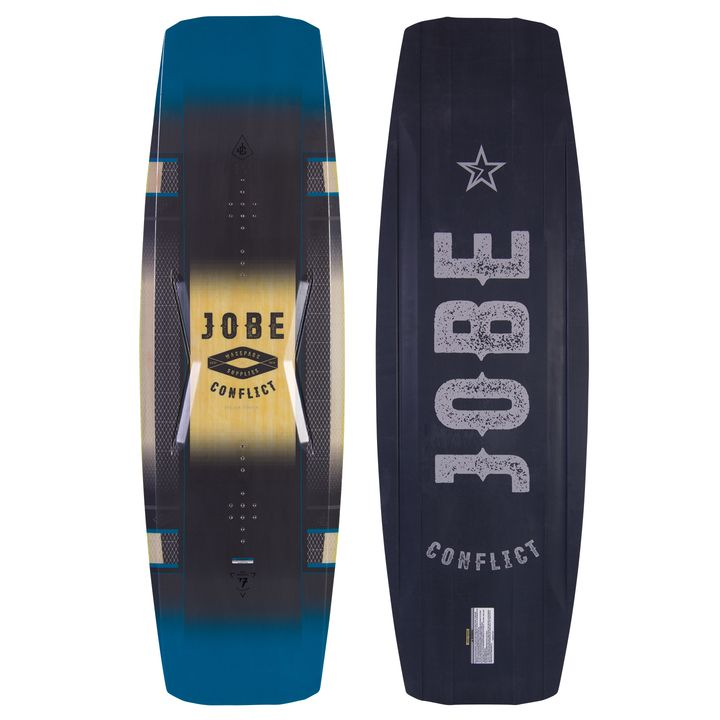 Jobe Conflict Blue 2017 Wakeboard