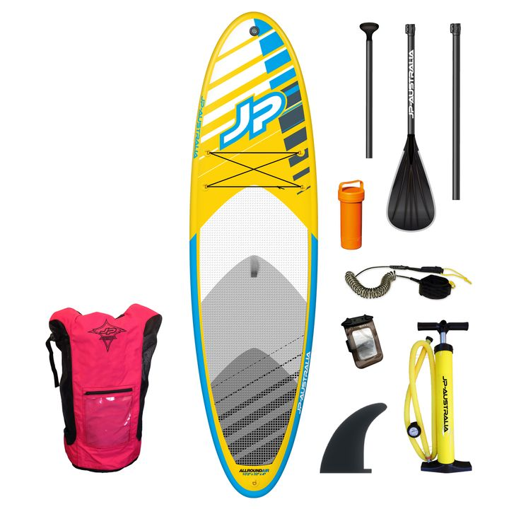 JP AllRound 10'2x4 Inflatable SUP Board 2016