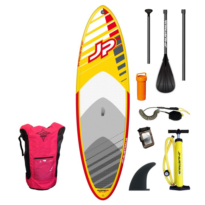 JP AllRound 9'8 Inflatable SUP Board 2016