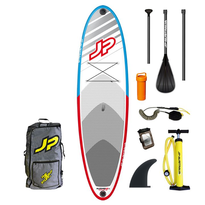 JP AllroundAir LE 10'2 Inflatable SUP Board 2016