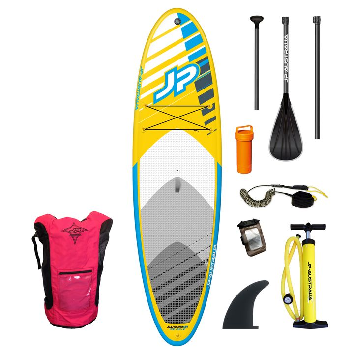 JP AllRound 10'2 Inflatable WindSUP Board 2016