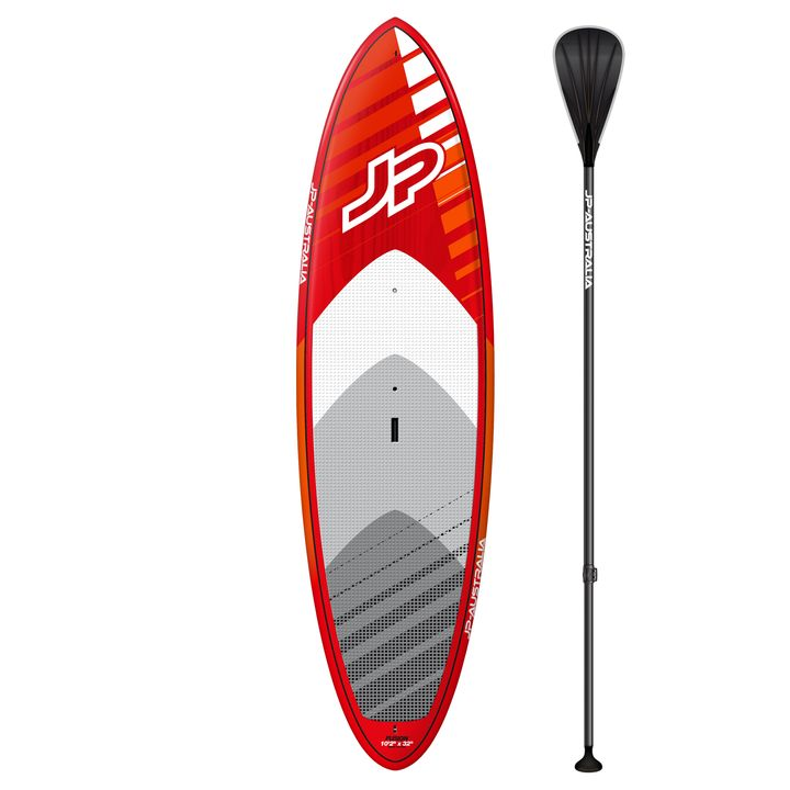 JP Fusion Wood 9'8 SUP Board 2016